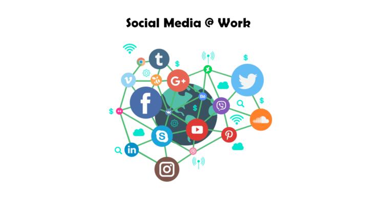 Social Media for Effective Communication at Work