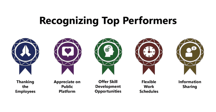 5 Best Ways to Recognize Top Performers