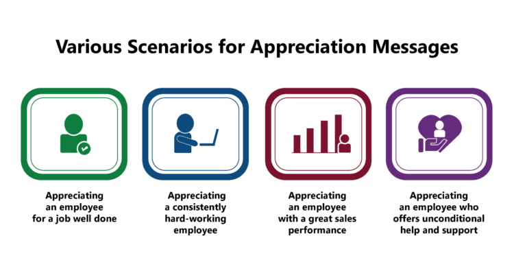 10 Best Messages for Recognizing Employee Performance