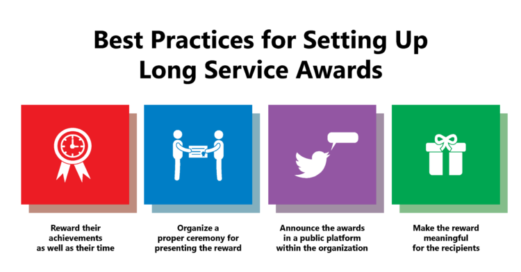 Guide for Long Service Awards in Today's Workplace