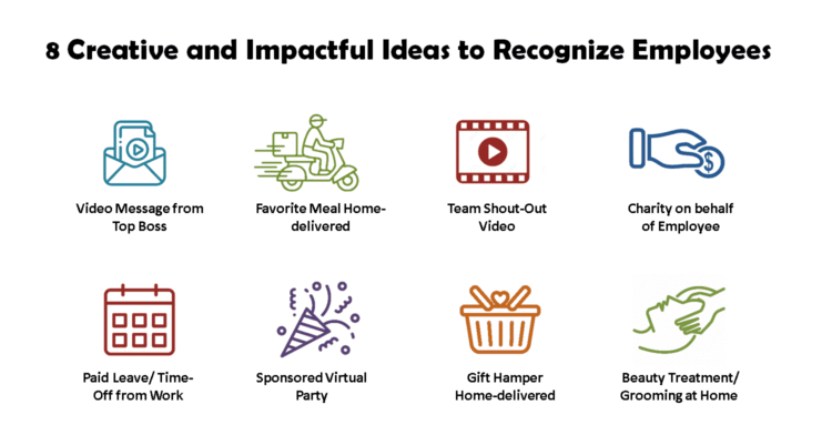 8 Creative and Impactful Ideas for Startups to Recognize their Employees